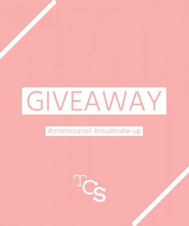 Big Giveaway Moroccanoil MUD Make-up