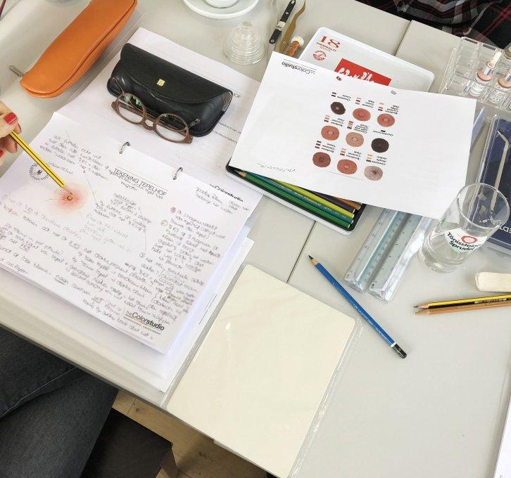 Parcours De Formation Au Tatouage Medical The Color Studio