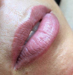 Full lips Blushing lips Aquarel lips Opleiding Permanente Make-up