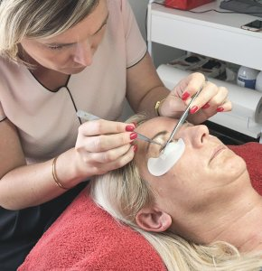 Formation styling des cils