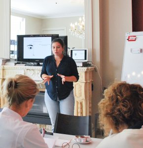 Cursus permanente make-up theorie